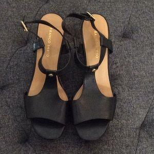 Ladies Franco Sarto Corridor Wedge Sandal